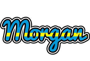 Morgan sweden logo