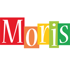 Moris colors logo