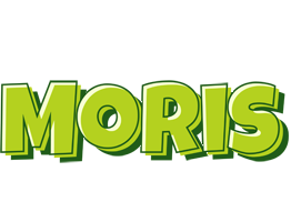 Moris summer logo
