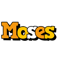 Moses cartoon logo