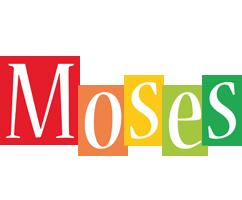 Moses colors logo