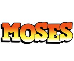 Moses sunset logo