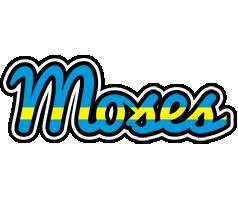 Moses sweden logo