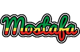 Mostafa african logo