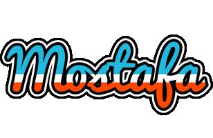 Mostafa america logo