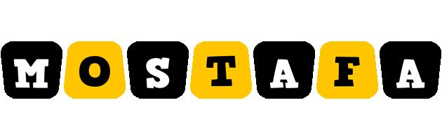 Mostafa boots logo