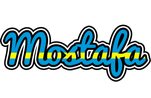 Mostafa sweden logo