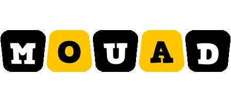 Mouad boots logo