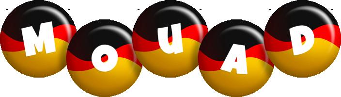 Mouad german logo
