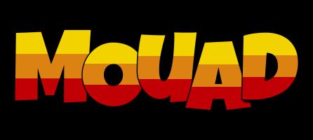 Mouad jungle logo