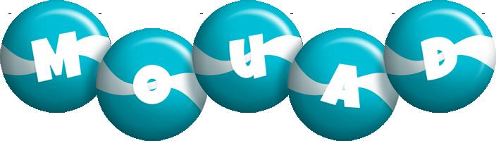 Mouad messi logo