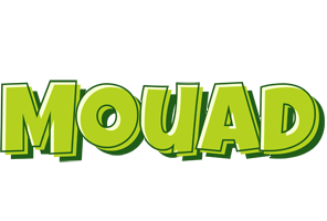 Mouad summer logo