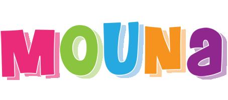 Mouna friday logo