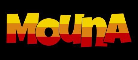 Mouna jungle logo