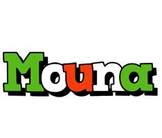 Mouna venezia logo