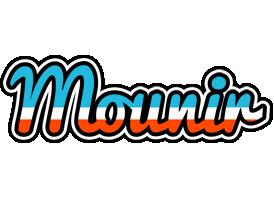 Mounir america logo