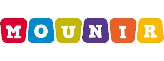 Mounir daycare logo