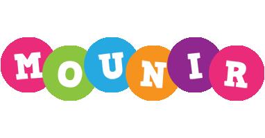 Mounir friends logo