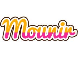 Mounir smoothie logo