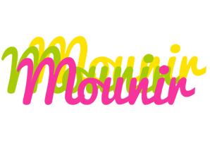 Mounir sweets logo