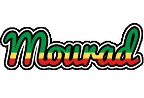 Mourad african logo