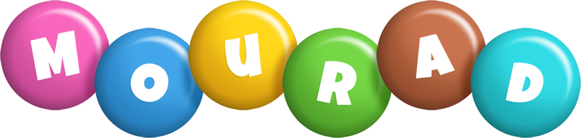 Mourad candy logo