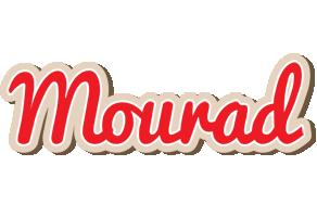 Mourad chocolate logo
