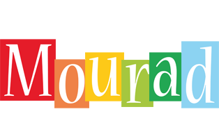 Mourad colors logo