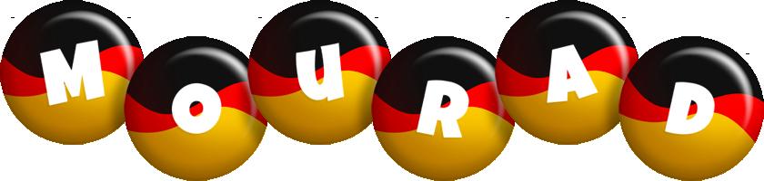 Mourad german logo