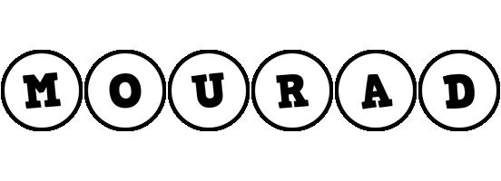 Mourad handy logo