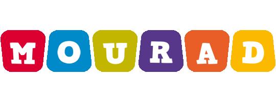 Mourad kiddo logo