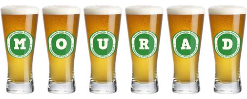 Mourad lager logo