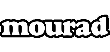 Mourad panda logo