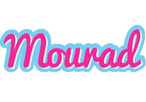 Mourad popstar logo