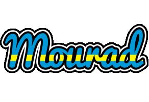 Mourad sweden logo
