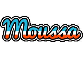 Moussa america logo