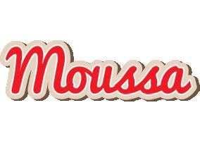 Moussa chocolate logo
