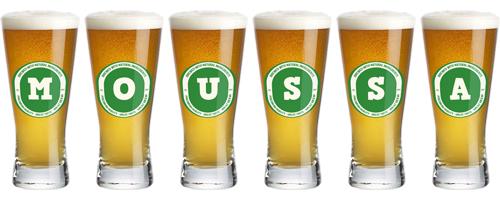 Moussa lager logo