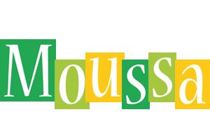 Moussa lemonade logo