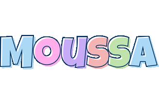 Moussa pastel logo