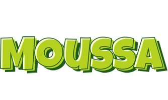 Moussa summer logo
