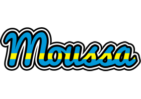 Moussa sweden logo