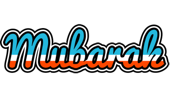 Mubarak america logo