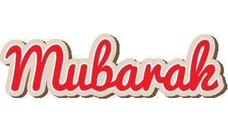 Mubarak chocolate logo