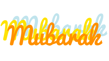 Mubarak energy logo