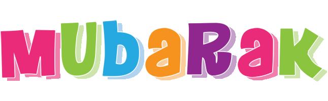 Mubarak friday logo