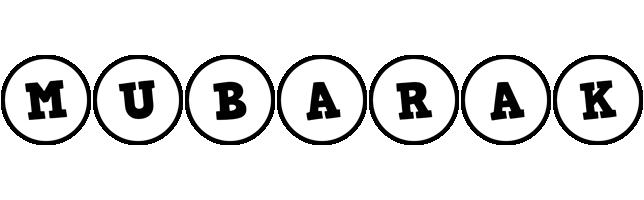 Mubarak handy logo