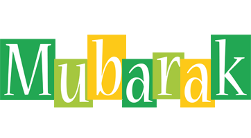 Mubarak lemonade logo