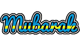 Mubarak sweden logo