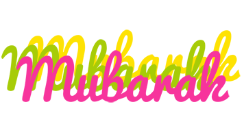 Mubarak sweets logo